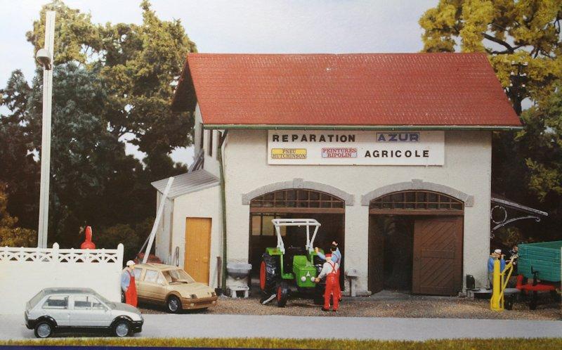 Atelier De R 233 Paration De Machines Agricoles Mkd Mkd 657