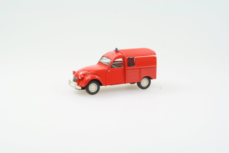 2cv fourgonnette 1961