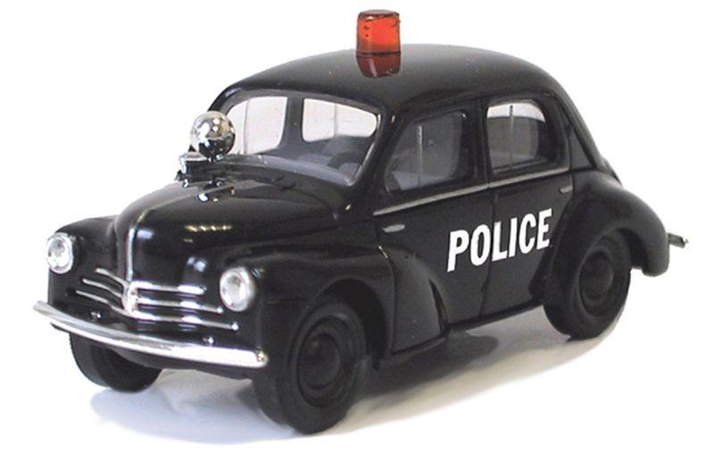 renault 4 cv police busch bus